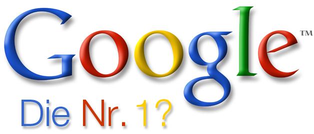 Google die Nr1?